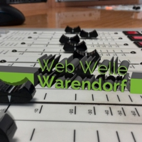Logo of radio station Web Welle Warendorf