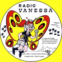 Logo of radio station Radio Vanessa