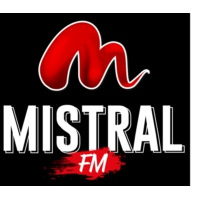 Logo of radio station Mistral FM - Toulon