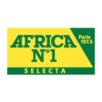 Logo of radio station Africa N°1 Selecta