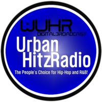 Logo of radio station Urban Hitz Radio