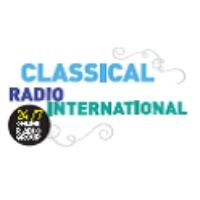 Logo of radio station Classical Radio International