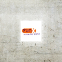 Logo of radio station Fun X Hip Hop