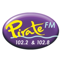 Logo of radio station Pirate FM