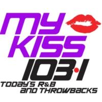 Logo de la radio KSSM 103.1 Kiss FM