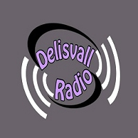Logo of radio station Delisvall Radio