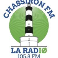 Logo of radio station CHASSIRON FM, LA RADIØ !