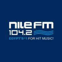 Logo of radio station Nile FM