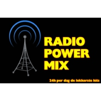 Logo of radio station Radiopowermix