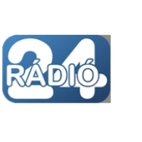 Logo of radio station Radio 24 102.9