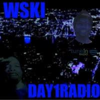 Logo of radio station wski day 1 radio