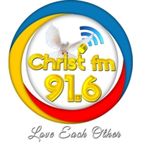 Logo of radio station Christ FM 91.6