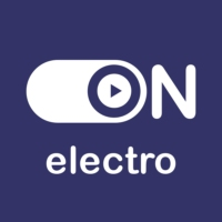 "Logo of radio station ""ON Electro"""
