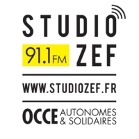 Logo of radio station Studio Zef