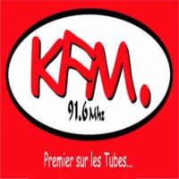 Logo of radio station KFM Guyane