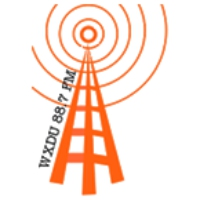 Logo of radio station WXDU