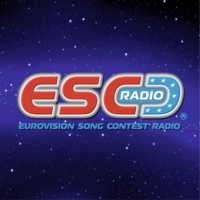 Logo of radio station ESC Radio
