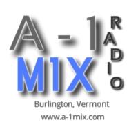 Logo of radio station A-1 Mix Radio