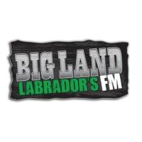 Logo de la radio CFLN-FM Big Land Labrador's FM