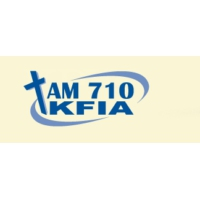 Logo of radio station KFIA