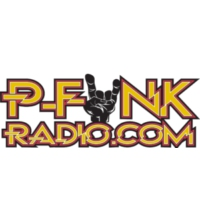 Logo of radio station P-Funk Radio