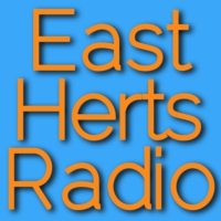 Logo of radio station East Herts Radio