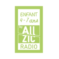 Logo of radio station Allzic Enfants 4/7 ans