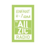 Logo de la radio Allzic Enfants 4/7 ans