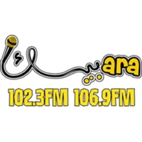 Logo of radio station أرابيسك اف ام