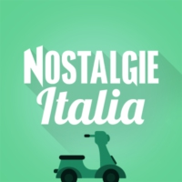 Logo of radio station Nostalgie Italia