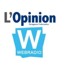 Logo of radio station L'ODJ