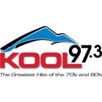 Logo of radio station KOOL 97.3