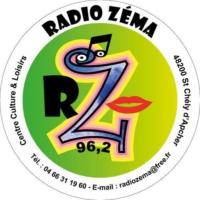 Logo of radio station Radio Zéma
