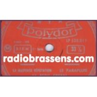 Logo of radio station Radio Brassens