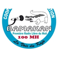Logo of radio station Radio Bamakan