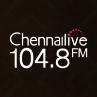 Logo of radio station Chennai Live