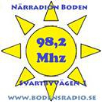 Logo of radio station Radio Boden 98,2MHz