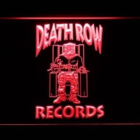 Logo of radio station DEATH ROW ☠️