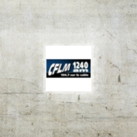 Logo of radio station CFLM