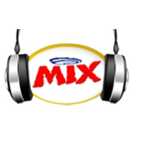Logo of radio station Radio Mix Fortaleza 95.5