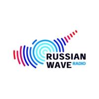 Logo of radio station Русская Волна – Russian Wave Radio