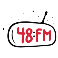 Logo of radio station 48 FM