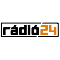 Logo of radio station Rádió 24 HU