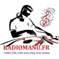 Logo of radio station radiomanu