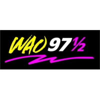 Logo of radio station WAO