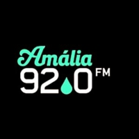 Logo of radio station Radio Amalia