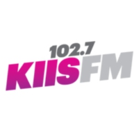 Logo of radio station 102.7 KIIS-FM