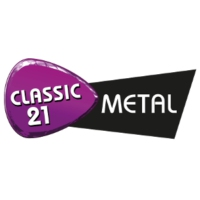 Logo of radio station Classic 21 Metal