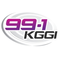 Logo of radio station 99.1 KGGI