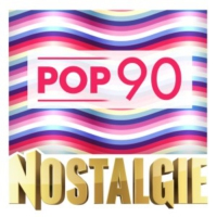 Logo of radio station Nostalgie Pop 90